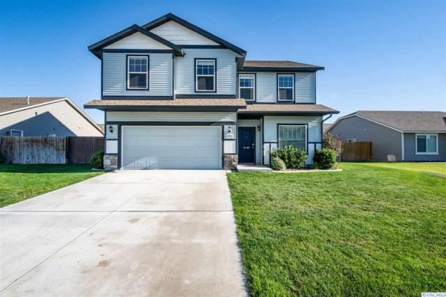 4818 Parley Ct, Pasco, WA 99301 (MLS #231188) :: Dallas Green Team