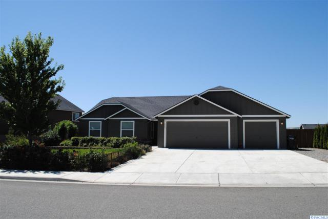 2067 Crab Apple Circle, West Richland, WA 99352 (MLS #231198) :: The Lalka Group