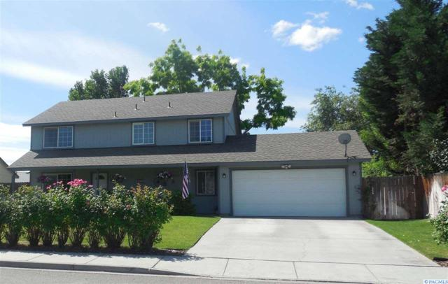 4981 Thrush Lane, West Richland, WA 99353 (MLS #231228) :: The Lalka Group