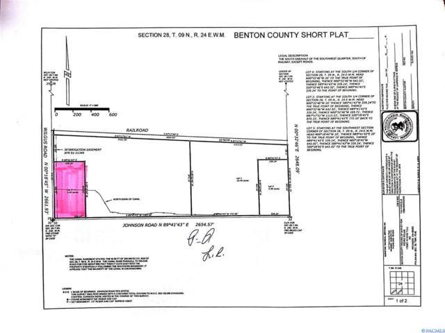000 Johnson Rd, Prosser, WA 99350 (MLS #231591) :: PowerHouse Realty, LLC