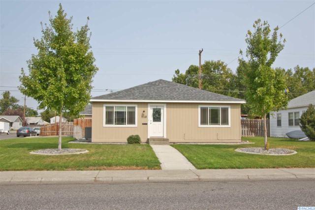 1118 Wright Ave, Richland, WA 99354 (MLS #231805) :: PowerHouse Realty, LLC