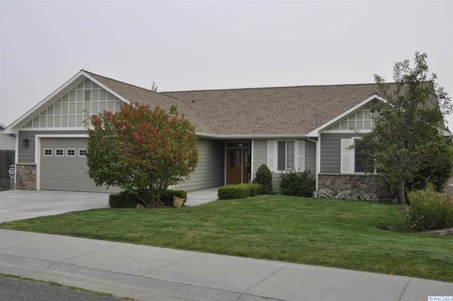 2220 NW Ridgeline Drive, Pullman, WA 99163 (MLS #231987) :: The Lalka Group