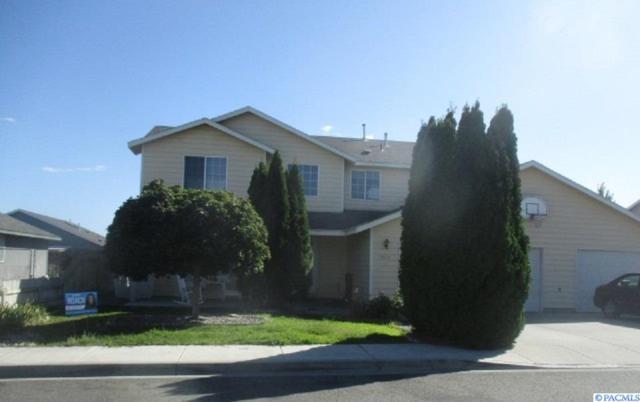 7908 Saturna Drive, Pasco, WA 99301 (MLS #232287) :: Dallas Green Team