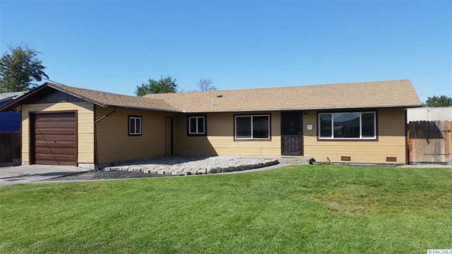 1135 S Lincoln Dr, Pasco, WA 99301 (MLS #232351) :: Premier Solutions Realty