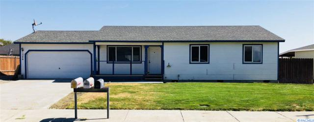 1546 NE 13th, Benton City, WA 99320 (MLS #232544) :: The Lalka Group