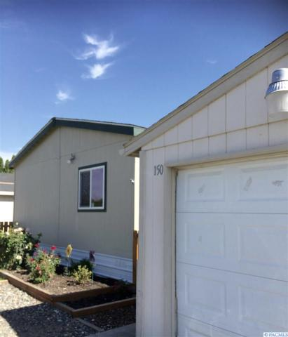 2105 N Steptoe#150, Kennewick, WA 99337 (MLS #232692) :: The Lalka Group