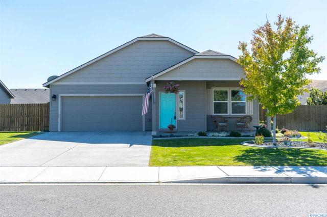 2891 Timberline Dr, West Richland, WA 99353 (MLS #232695) :: Dallas Green Team