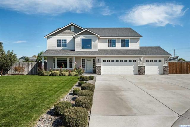 1502 S 57th Ct, West Richland, WA 99353 (MLS #232716) :: Dallas Green Team