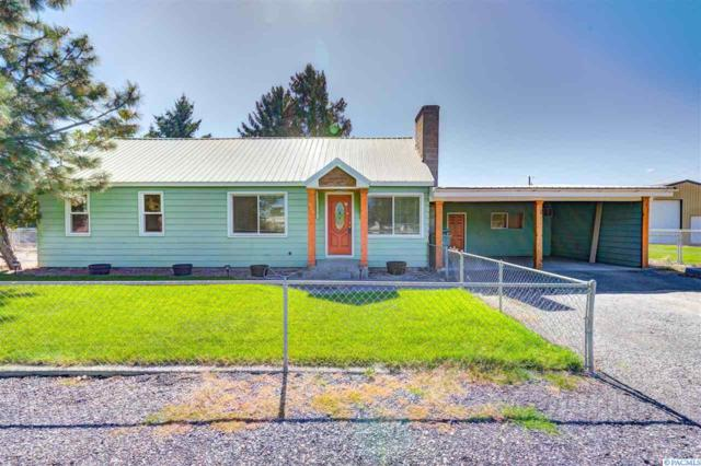 416 E 23rd Ave, Kennewick, WA 99337 (MLS #232721) :: Dallas Green Team