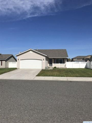 8013 Wenatchee Drive, Pasco, WA 99301 (MLS #232734) :: The Lalka Group