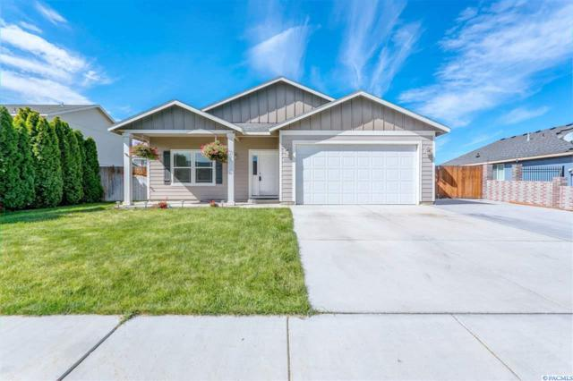 4306 Des Moines Lane, Pasco, WA 99301 (MLS #232741) :: The Lalka Group