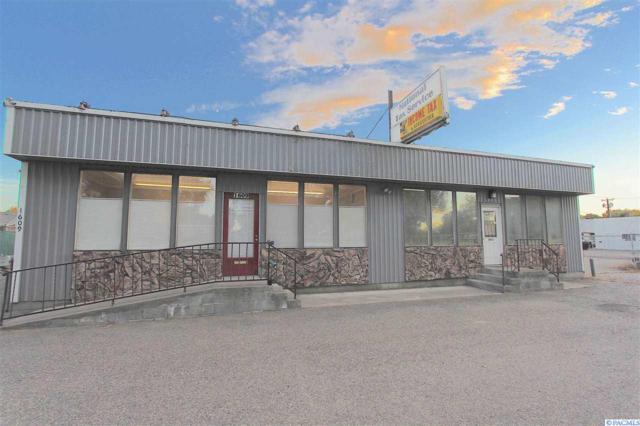 1611 W Kennewick Avenue, Kennewick, WA 99336 (MLS #232777) :: Premier Solutions Realty