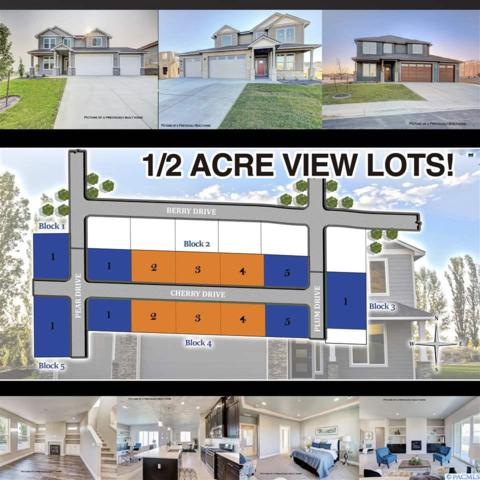 TBD Lot 1 Block 1 Valley View Ph 5, Benton City, WA 99320 (MLS #232848) :: PowerHouse Realty, LLC