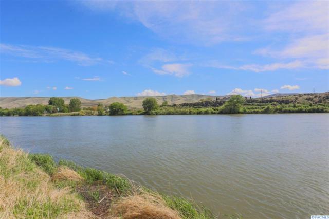 Lot 10 Rivers Edge Drive, Prosser, WA 99350 (MLS #233053) :: Premier Solutions Realty