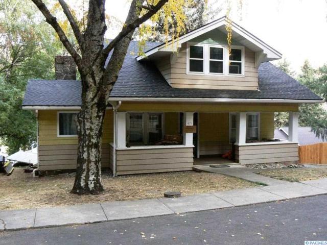419 E Upper A Ave., Colfax, WA 99111 (MLS #233082) :: Premier Solutions Realty