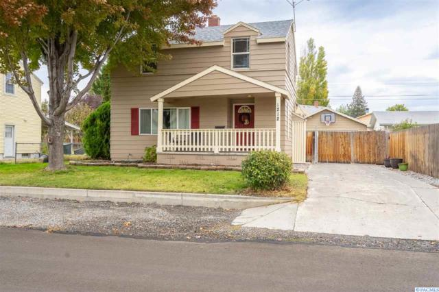212 Casey Ave, Richland, WA 99352 (MLS #233200) :: Premier Solutions Realty