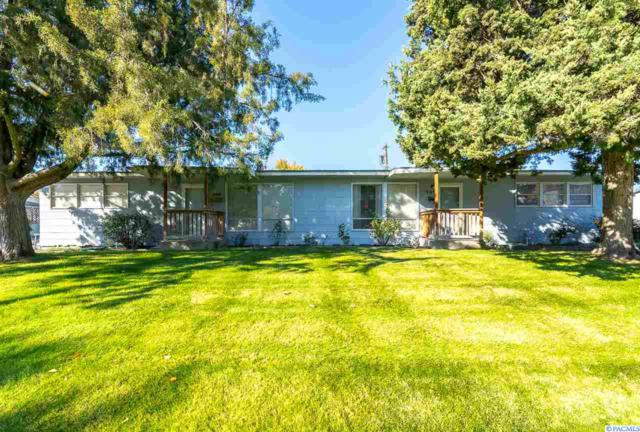 907 & 909 Birch Ave, Richland, WA 99352 (MLS #233229) :: Premier Solutions Realty