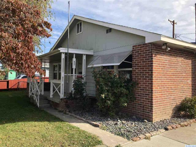 1608 Thayer, Richland, WA 99352 (MLS #233236) :: Premier Solutions Realty