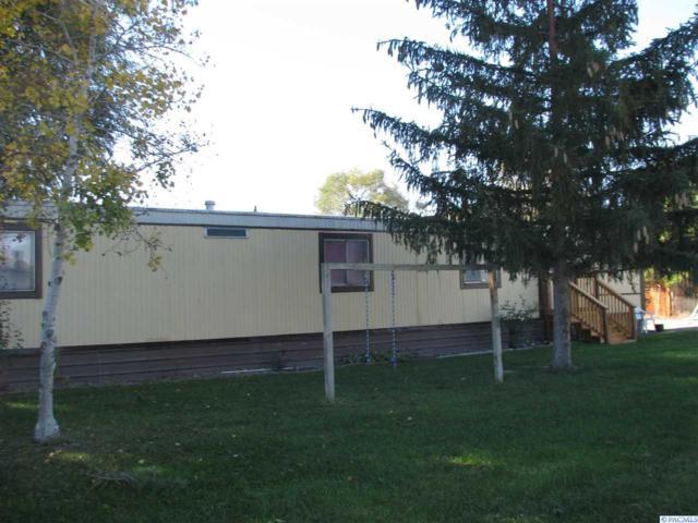 709 Hope Lane, Benton City, WA 99320 (MLS #233250) :: Premier Solutions Realty