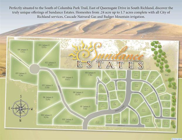 1020 Sunhaven Place, Richland, WA 99352 (MLS #233299) :: PowerHouse Realty, LLC