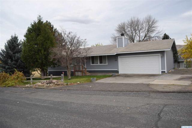 1101 Christopher Ln, Benton City, WA 99320 (MLS #233831) :: The Lalka Group