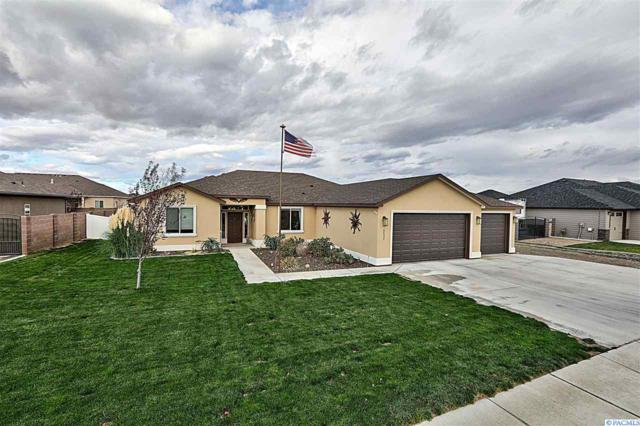 6532 Marble Street, West Richland, WA 99353 (MLS #233853) :: The Lalka Group