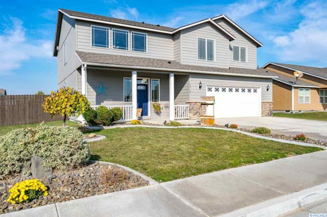 4916 Kennedy Way, Pasco, WA 99301 (MLS #233864) :: The Lalka Group
