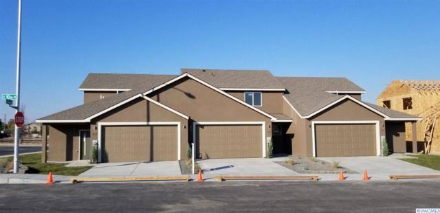 345 E 10th Place, Kennewick, WA 99336 (MLS #233872) :: The Lalka Group