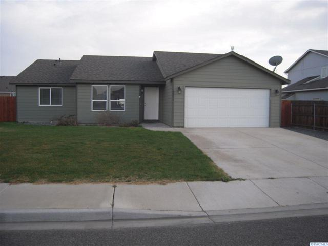 5005 Reagan Way, Pasco, WA 99301 (MLS #233907) :: The Lalka Group