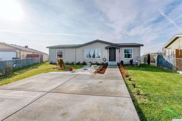 208 Andrea Ave, Pasco, WA 99301 (MLS #233919) :: The Lalka Group