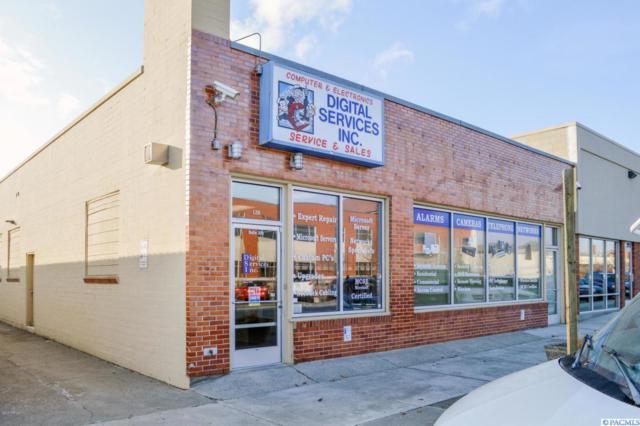 128 S 2nd Ave, Yakima, WA 98902 (MLS #233934) :: The Lalka Group