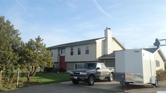 476 E Humorist Rd, Burbank, WA 99323 (MLS #233936) :: Community Real Estate Group