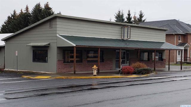 201 S Montgomery St, Uniontown, WA 99179 (MLS #233960) :: Community Real Estate Group