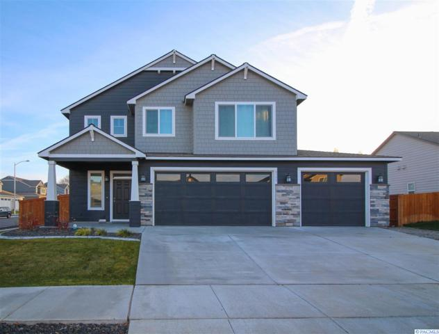 6555 W 33rd Place, Kennewick, WA 99338 (MLS #233965) :: Dallas Green Team