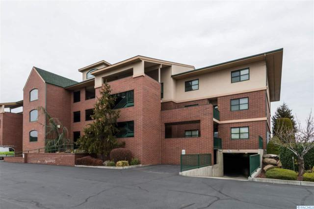 300 Columbia Point Drive D-103, Richland, WA 99352 (MLS #234077) :: The Lalka Group