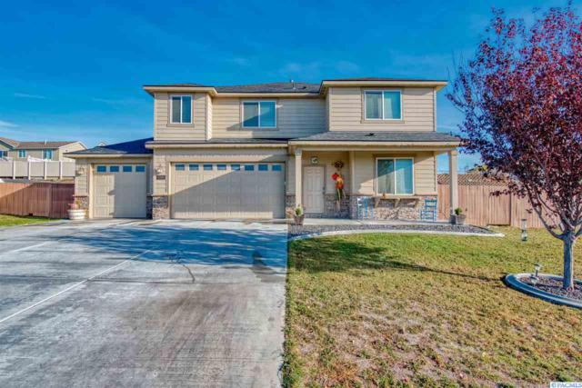 6109 Turf Paradise Dr, Pasco, WA 99301 (MLS #234231) :: Community Real Estate Group