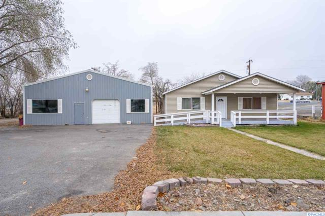 511 9th St., Benton City, WA 99320 (MLS #234306) :: The Lalka Group