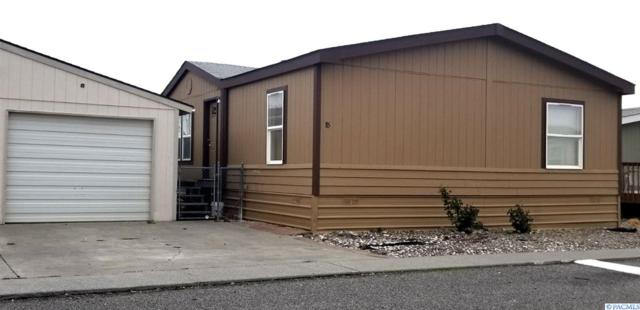 2105 N Steptoe St 85, Kennewick, WA 99336 (MLS #234317) :: Dallas Green Team