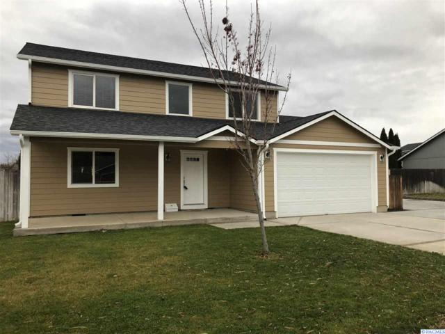 596 Tanglewood Dr, Richland, WA 99352 (MLS #234408) :: Community Real Estate Group