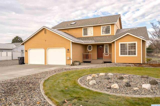 4505 Cascade Dr., West Richland, WA 99353 (MLS #234560) :: Premier Solutions Realty