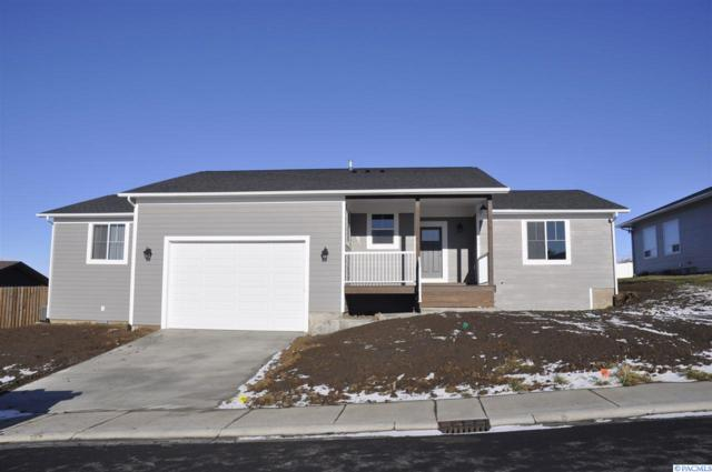 106 W Park Street, Palouse, WA 99161 (MLS #234642) :: Community Real Estate Group