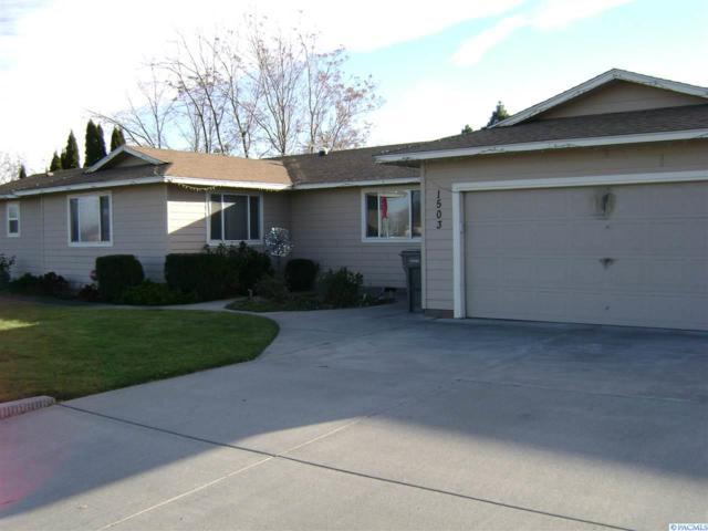 1503 27th Avenue, Kennewick, WA 99337 (MLS #234655) :: Community Real Estate Group