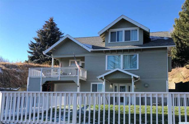 1239 NW State St., Pullman, WA 99163 (MLS #234815) :: Premier Solutions Realty