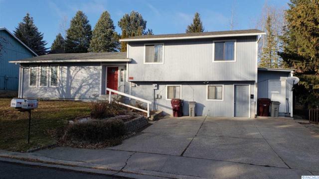 350 NW Dillon Street, Pullman, WA 99163 (MLS #234825) :: Premier Solutions Realty