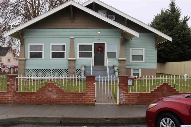 527 W Bonneville St., Pasco, WA 99301 (MLS #234849) :: The Lalka Group