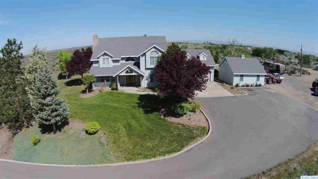 501 Byron Road, Prosser, WA 99350 (MLS #235047) :: The Lalka Group