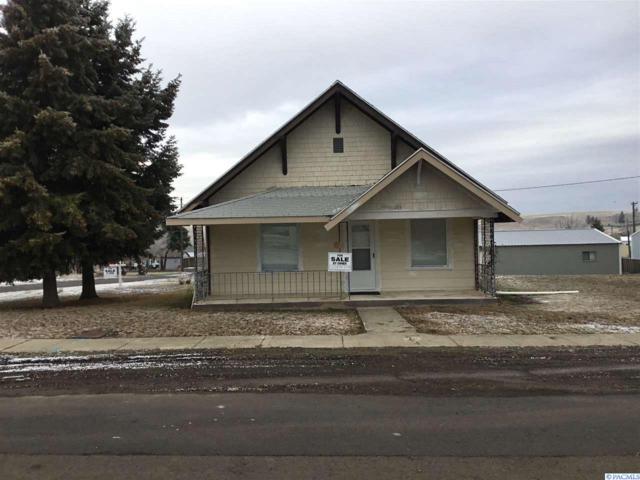 419 S Whitman St., La Crosse, WA 99143 (MLS #235218) :: Premier Solutions Realty