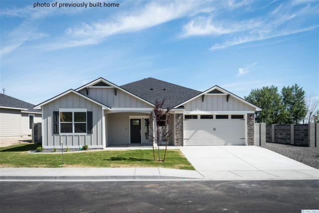 1011 Badger Valley Way, Richland, WA 99352 (MLS #235322) :: Premier Solutions Realty