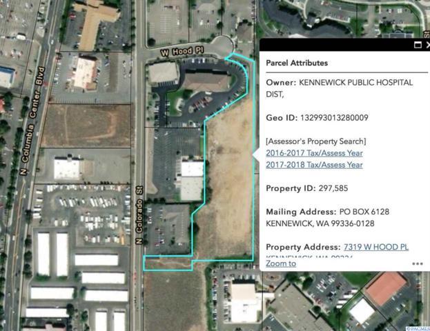 7319 W Hood Place, Kennewick, WA 99336 (MLS #235328) :: Dallas Green Team