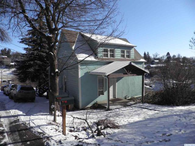 710 NW State St, Pullman, WA 99163 (MLS #235329) :: Premier Solutions Realty